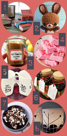 DIY Homemade Christmas Gifts - Handmade Holiday Food Gifts, DIY Stocking Stuffer Gift Ideas and More!