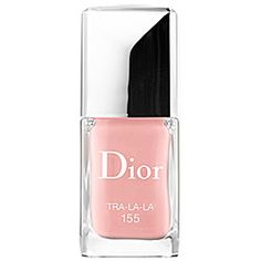 Dior Dior Vernis Gel Shine and Long Wear Nail Lacquer in Tra-La-La 155 #sephora