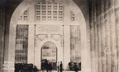 The Menin Gate sometime between 1927 and 1939