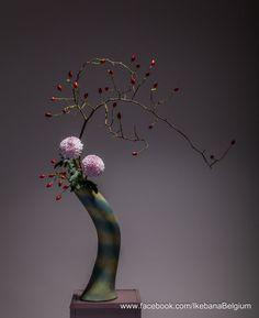 Floral Art: Ilse Beunen Photography: Ben Huybrechts