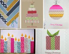 Kerstkaarten zelf maken of…?   Lifestyle Rubriek Company Christmas Cards, Charity Christmas Cards, Christmas Cards To Make, Retro Christmas, Christmas Crafts For Kids, Handmade Christmas, Christmas Diy, Xmas, Creative Kids