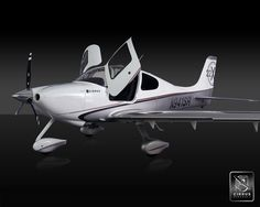 Cirrus SR22 X-Edition..sweet private airplane ~ Oh heck let's fly instead!