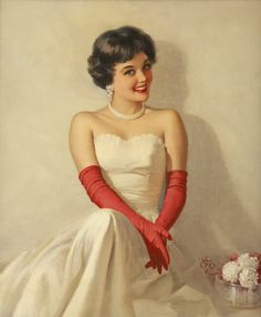 Pin up (Girl) Pin Up Vintage, Looks Vintage, Vintage Beauty, Vintage Images, Vintage Ladies, Retro Vintage, Vintage Fashion, Retro Art, Timeless Fashion