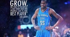 Basketball Quotes Kd