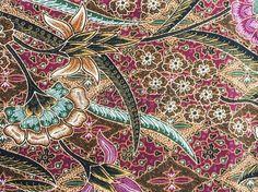 Picture of Indonesian Batik Pattern stock photo, images and stock photography. Malaysian Batik, History Of Textile, Batik Art, Batik Prints, Tropical Fashion, Batik Pattern, Weaving Textiles, Paper Models, Art Studies