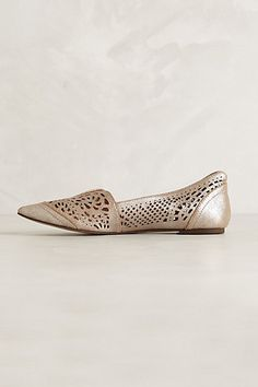 Lydia Lasercut loafers. anthropologie.