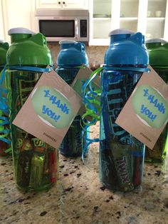 Preteen party favors