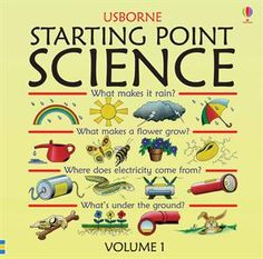 Starting Point Science Volume 1 (C/V) - SOLD OUT but check the other STEM choices