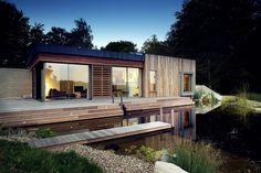 New Forest House par PAD Studio