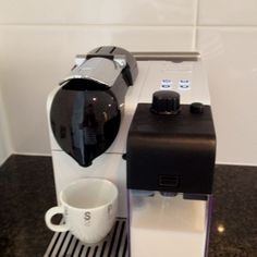 My Nespresso machine