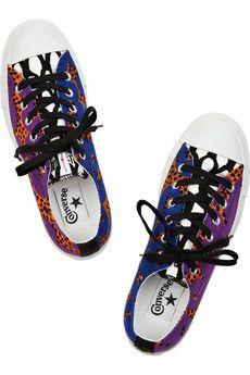 Converse - Marimekko printed canvas sneakers 7114914a7