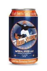 San Tan's Imperial Spiced Ale Released today, just in time for the holidays.