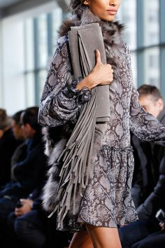 ♥♥♥ lovely dress ♥♥♥ Michael Kors | Fall 2014 Ready-to-Wear Collection | Style.com