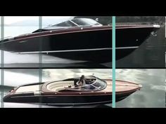 Riva #Yacht - Aquariva Super on display at the Boot 2015 in Duesseldorf – Germany- Halle 6, Stand D57 - from 17th to 25th January.