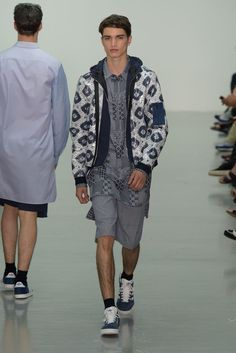 Richard Nicoll Men's RTW Spring 2015 - Slideshow