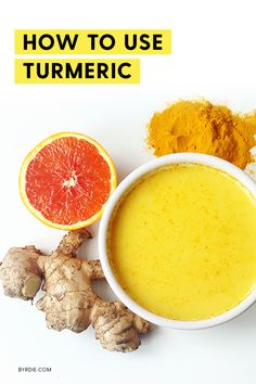 The best ways to use turmeric for your skin