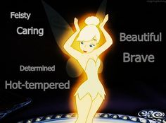 Tinkerbell's Personality