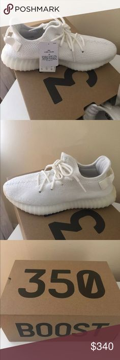 128338a7cb27f5 Adidas yeezy boost 350 v2 Triple White CP9366 Brand new! Never worn! In  original