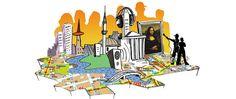 Stiftung Zuhören - Die Welt im Ohr Audioguides Multimedial: Zusammen mit der Stiftung Zuhören entwickeln, gestalten und produzieren Kinder und Jugendliche Audioguides über ihre Heimat. Viele davon werden vor Ort offiziell von Städten, Museen und Gedenkstätten für Besucherführungen eingesetzt.
