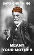 Freud meme
