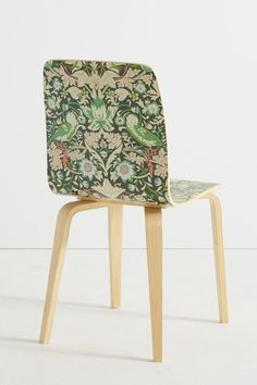 Slide View: Liberty for Anthropologie Tamsin Dining Chair Dining Nook, Dining Chairs, Paradise Garden, Liberty Of London, World Of Color, Beautiful Patterns, Kitchen Interior, Design Crafts, Indoor Outdoor