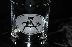 Butchers-Trade-Inspired-Low-Ball-Glass-Hand-Crafted-Deep-Sandblast-Etched