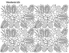 AnneBright.com - Shop   Category: Digitized Designs   Product: Woodlands b2b