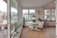 Spacious, Yet Very Cozy Top Floor Apartment in Stockholm