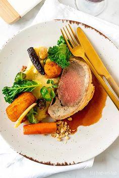 Pate Recipes, Cooking Recipes, Beef Wellington Recipe For Two, Recipe For 2, Food Plus, European Cuisine, English Kitchens, Pot Roast, Carne Asada