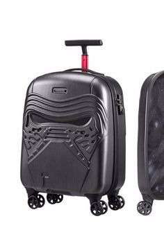 Star Wars Luggage for Adults, We Like Smart Packing, Travel Style, Travel Fashion, Travel Wardrobe, Travel Accessories, Envy, Geek Stuff, Star Wars, Travel Products