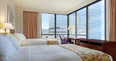 Hilton Portland & Executive Tower Hotel, OR - Double Guestroom $134