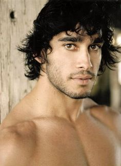 NRL player Johnathan Thurston...such an amazing player but I love him coz he's got the best laugh ever!