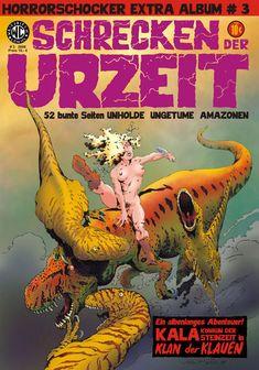 Cover for Horrorschocker Extra Album (Weissblech Comics, 2006 series) #3