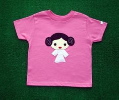 The shirt for when she gets older...and there's an adult one too so Josie and auntie Mary can match!