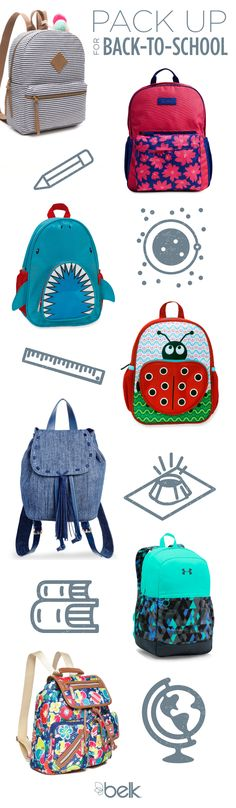 Back to school calls for a new backpack to store all of your student's important papers, books and more. From bargain backpacks to utility brands like North Face® and Columbia® backpacks, we have a wide range of colors and brands to choose from. Whether you're searching for a pink or camo bookbag for a young student or a sturdier laptop backpack for a high schooler, you're bound to find the perfect one for another successful school year. Shop backpacks in store or online at Belk.com.