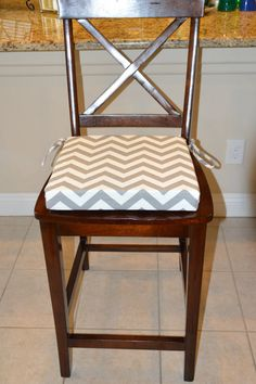 Kitchen Chair Seat Covers