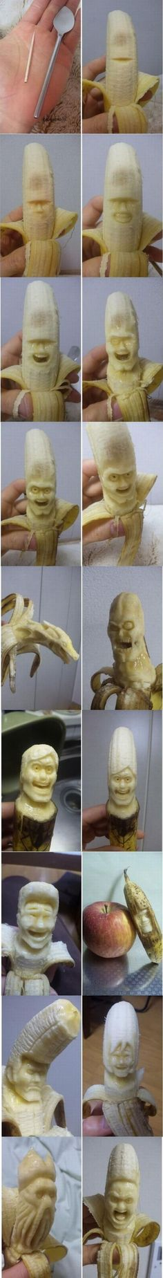 #Hilarious Pictures Of Banana