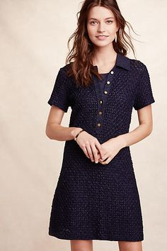 Oooh, a polo-style dress! I used to have three of these in varying colors. I was very Buffy and MIffy.