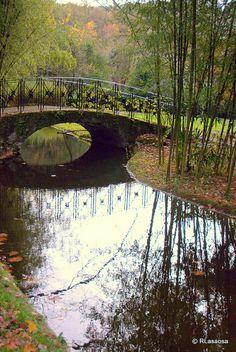 Parque del Señorío de Bértiz, Navarra,  Spain
