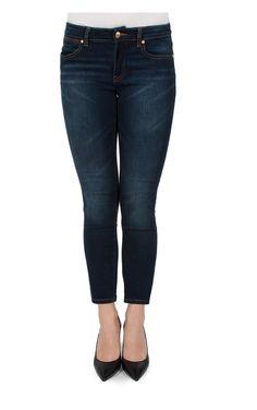 Jeans MS59CA00GX BLUE - trendy in black ss15 - Raglady