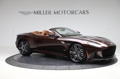 2020 Aston Martin DBS Superleggera Volante - Miller Motorcars - United States - For sale on LuxuryPulse. Aston Martin Dbs, Luxury Auto, Luxury Cars, Br Style, List Style, Jaguar, Convertible, Ferrari, United States