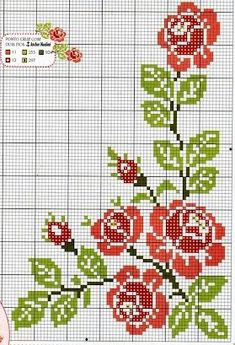 HUZUR SOKAĞI (Yaşamaya Değer Hobiler) Cross Stitch Beginner, Cross Stitch Flowers, Cross Stitch Letters, Cross Stitch Samplers, Cross Stitch Rose, Cross Stitch Borders, Cross Stitch Baby, Cross Stitch Designs, Cross Stitch Charts
