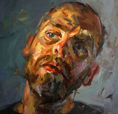 Campden Gallery - Painters - Paul Wright - After the Robbery