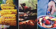 30 Awesome Sous Vide Recipes You Should Try at Least Once Canning Recipes, Crockpot Recipes, Shiso Recipe, Campfire Food, Campfire Recipes, Homemade Jerky, Can Chicken Recipes, Yummy Smoothie Recipes, Hiking Food