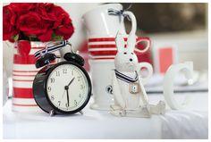 Real Alice in Wonderland Themed Wedding: Cheryl & Jack
