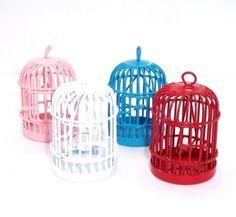 miniture birdcages