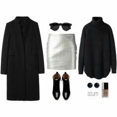 Ideas de outfits: prenda clave - abrigo... ¿Frío? ¿Quién ha dicho frío...?