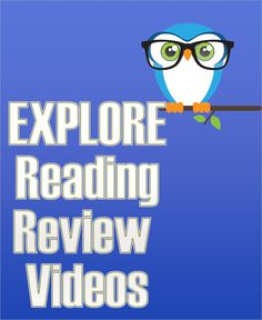 http://www.mometrix.com/academy/explore-reading/ If you're studying to take the EXPLORE exam, take advantage of these great EXPLORE Reading review videos!