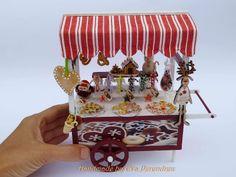 Mini Escenas, Miniaturas by Eva Perendreu: Navidad-Christmas