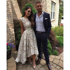 Modest Prom Dress,Elegant Long Round Neck Lace Prom Dress For Teens,Cute Homecoming Dress,Prom Dresses Lace Homecoming Dresses,Prom Homecoming Dresses High Low, High Low Evening Dresses, Cute Prom Dresses, Prom Dresses 2017, Lace Evening Dresses, Dresses For Teens, Trendy Dresses, Bridesmaid Dresses, Dress Prom